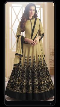 Anarkali Dress Design 2018 apk screenshot