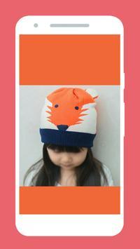 Baby Cap Design 2018 screenshot 1