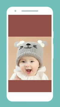 Baby Cap Design 2018 apk screenshot