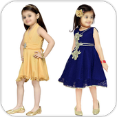 Lovely Baby Frock Design 2018 icon