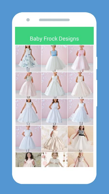 462b60e1f Latest Baby Frock Design 2018 for Android - APK Download