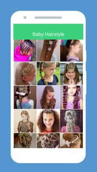 Baby Girl Hair Style 2018 poster