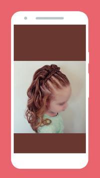 Baby Girl Hair Style 2018 screenshot 4