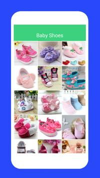Baby Shoes Style 2018 poster