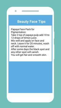 Fairness Tips + Skin Care screenshot 2