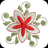 Latest Embroidery Design 2018 icon