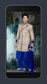 New Men Sherwani Idea 2018 screenshot 1