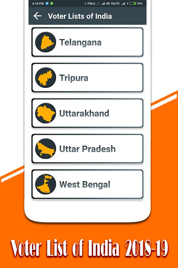 Voter List 2019 for Android - APK Download