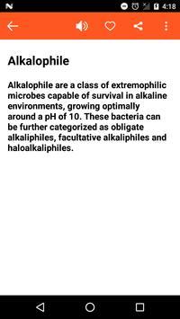 Biology Dictionary screenshot 2