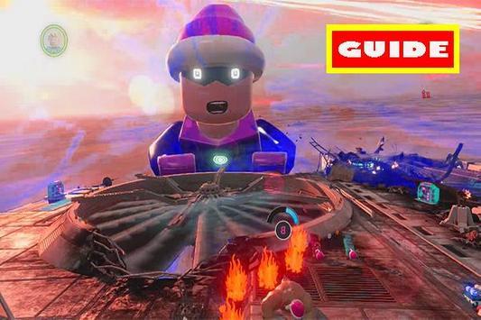 Guide LEGO MARVEL FREE screenshot 3