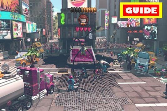 Guide LEGO MARVEL FREE screenshot 1