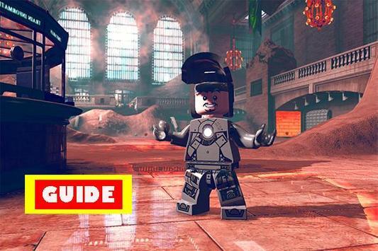 Guide LEGO MARVEL FREE screenshot 5
