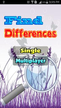 Find Differences 2017 Level 17 poster