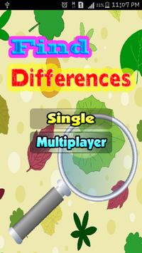 Find Differences poster