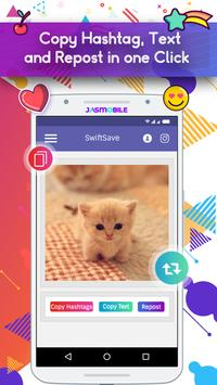 Swiftsave for Instagram - Photo, Video Downloader screenshot 1