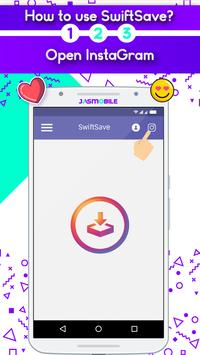 Swiftsave for Instagram - Photo, Video Downloader screenshot 3
