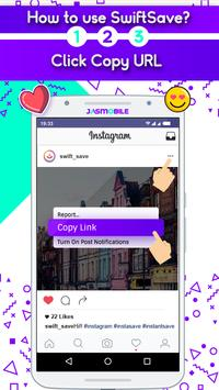 Swiftsave for Instagram - Photo, Video Downloader screenshot 4