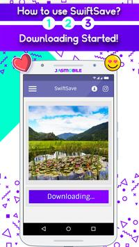 Swiftsave for Instagram - Photo, Video Downloader screenshot 5