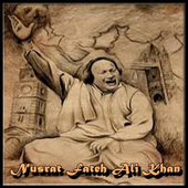 Nusrat Fateh Ali Khan Songs & Lyrics icon