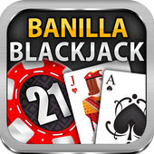 Blackjack three Hands Play icon