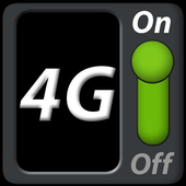 4G Toggle for EVO icon