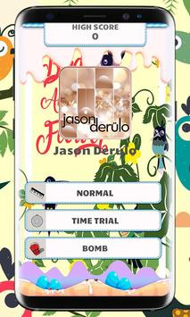 Jason Derulo Piano Tiles Game screenshot 1