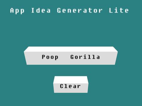 App Idea Generator apk screenshot