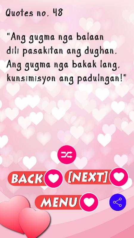 Bisaya Love Quotes For Android Apk Download