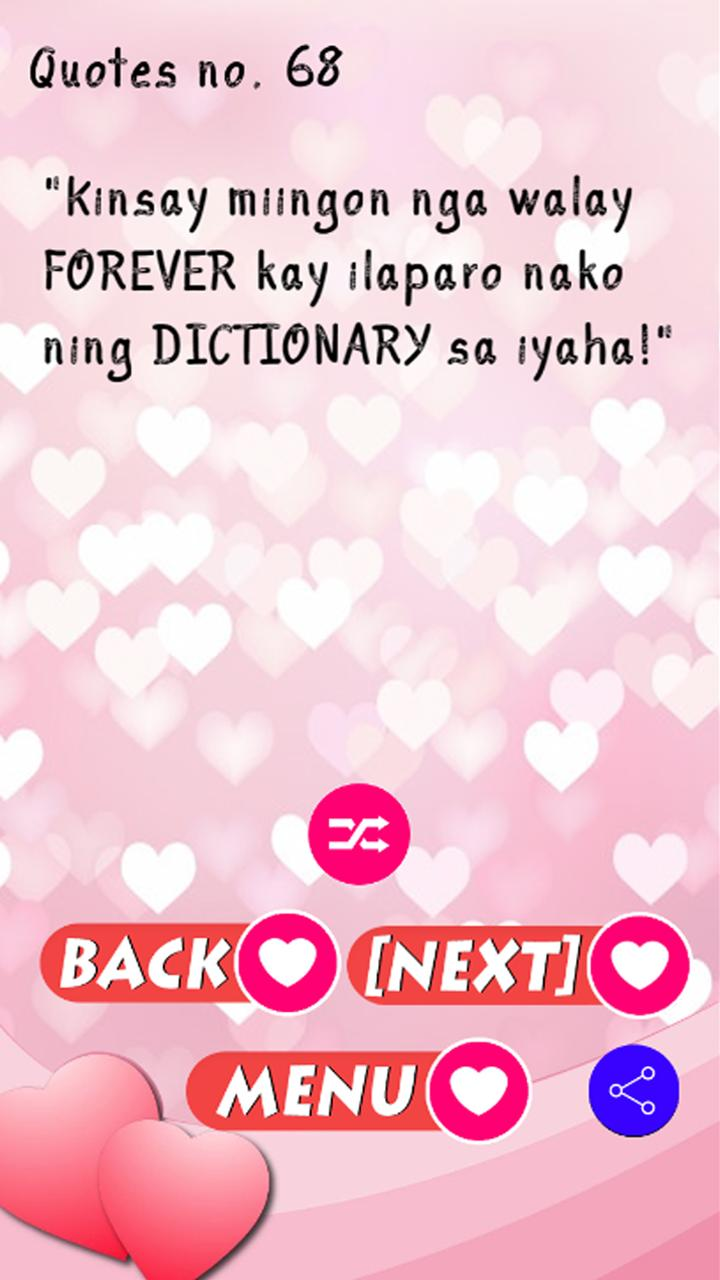 Bisaya Love Quotes for Android - APK Download
