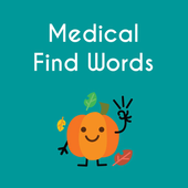 Medical Find Words icon