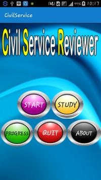 Civil Service Reviewer (Tested and Proven) poster