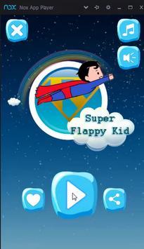 Ultimate Alien Ben - Super Hero Kid - poster