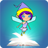 Magical Books : Words Level 1 icon