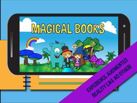 Magical Books : Words Level 1 screenshot 3