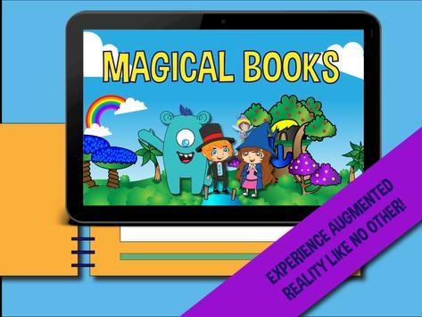 Magical Books : Words Level 1 screenshot 4