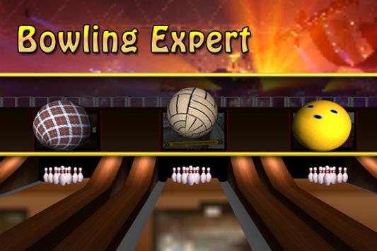 Bowling Expert poster