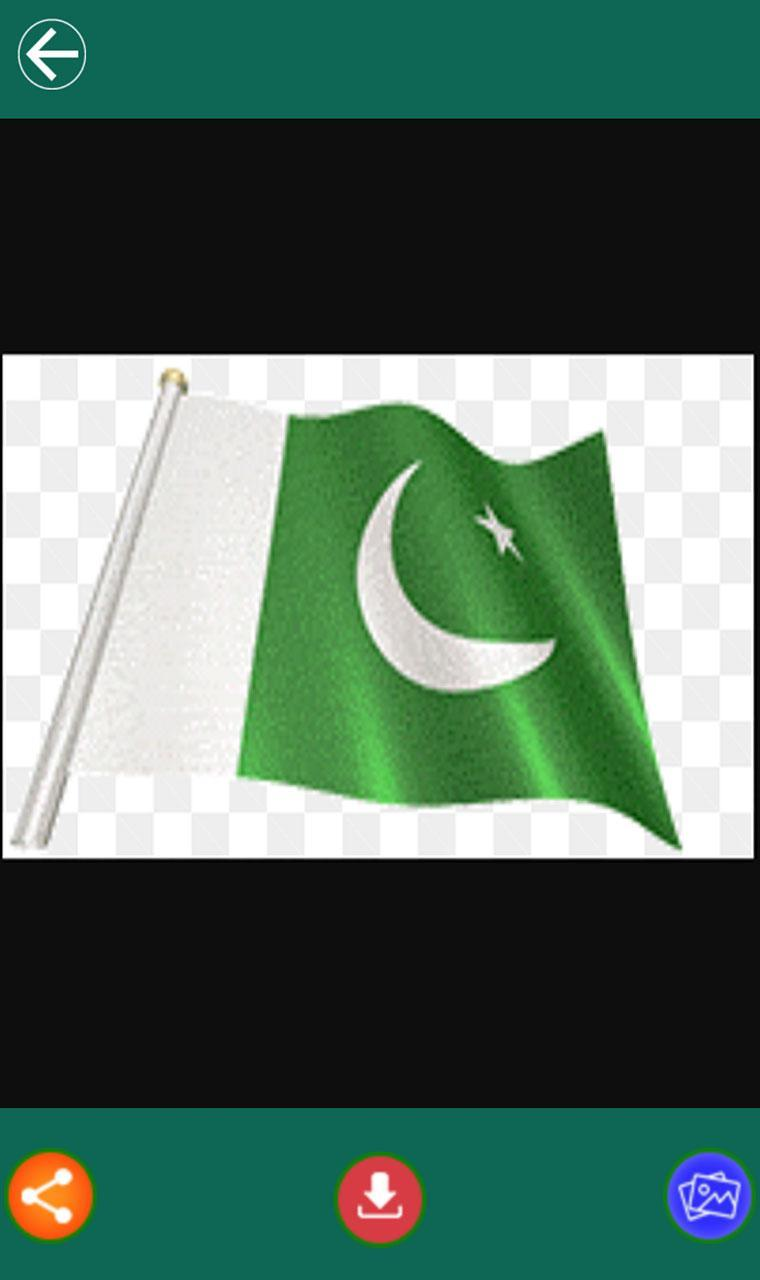 Pakistan Flag Independence Day GIF 2018 for Android - APK Download