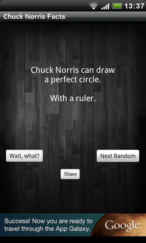 Chuck Norris Facts For Android Apk Download