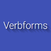 Verb forms -Complete List English Verbs Dictionary icon