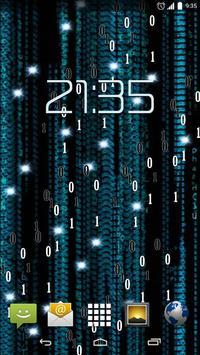 Matrix HD Live Wallpaper poster