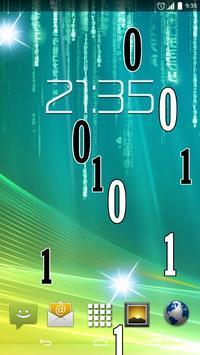 Matrix HD Live Wallpaper apk screenshot