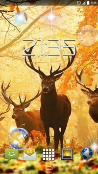 Forrest Deer 4K Live Wallpaper screenshot 3