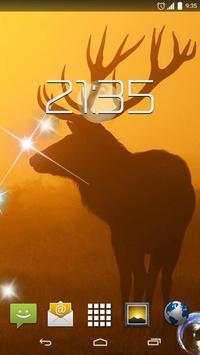 Forrest Deer 4K Live Wallpaper screenshot 1