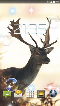 Forrest Deer 4K Live Wallpaper screenshot 2