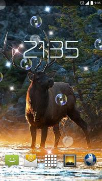 Forrest Deer 4K Live Wallpaper screenshot 4