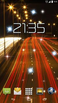 Highway Road 4k Live Wallpaper Poster Apk Screenshot