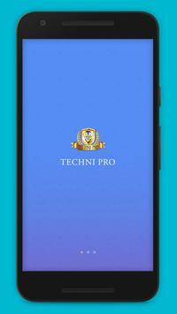 Techni-Pro poster