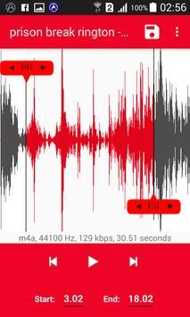 Ringtone Maker MP3 cutter apk screenshot