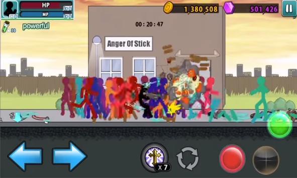 Cheats Anger Of Stick 5 screenshot 1