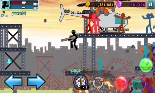 Cheats Anger Of Stick 5 screenshot 2